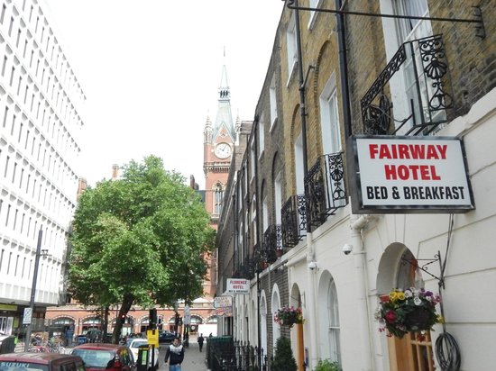 Fairway Hotel, London
