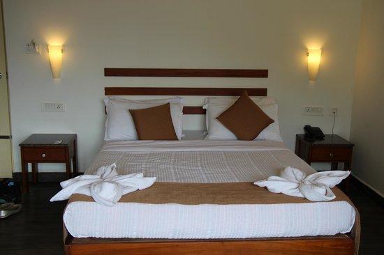 The Wind Munnar: Bedroom