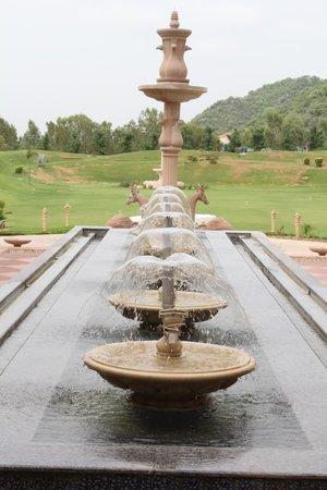 Rajasthali Resort and Spa : View
