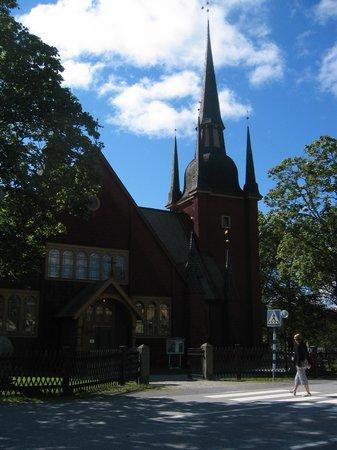Kopparberg, Sweden: Exteriör