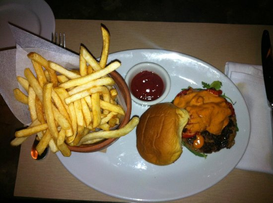 The Mercer Burger Picture Of The Mercer Kitchen New York City