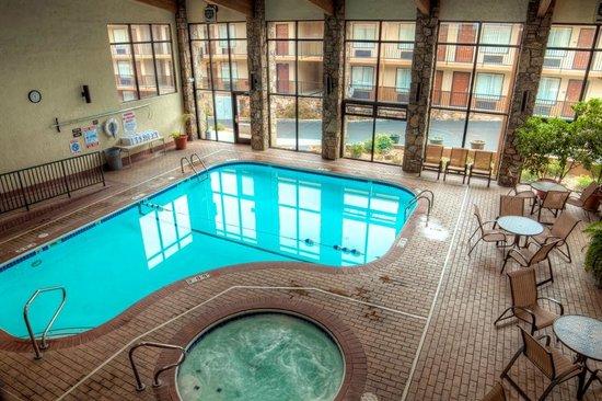 best western center pointe inn indoor pool - Best Indoor Pools