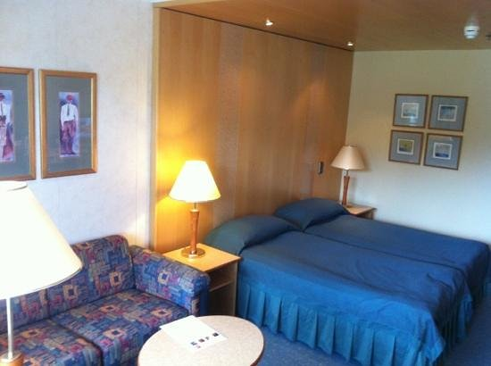 Holiday Club Katinkulta: standard double room
