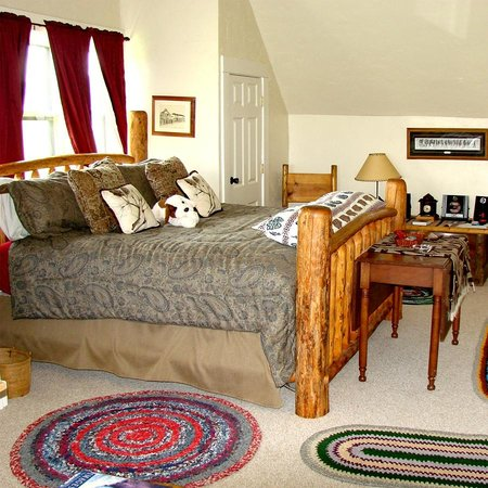 Ruby Valley Inn Bed & Breakfast: The Gable Suite