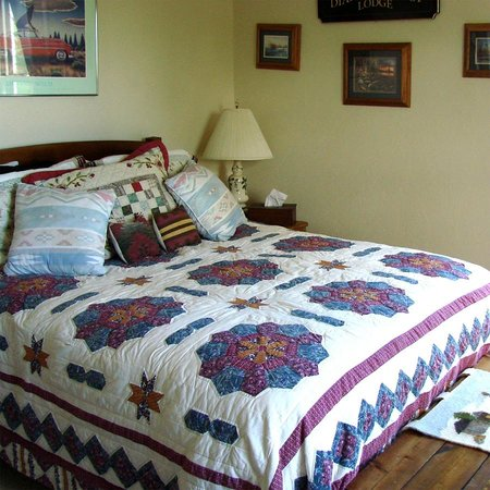 Ruby Valley Inn Bed & Breakfast: The Lewis & Clark Room