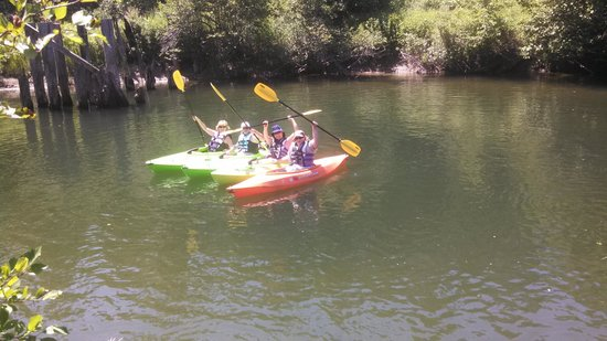 Watercraft Rentals: Sister Time on the Pack River