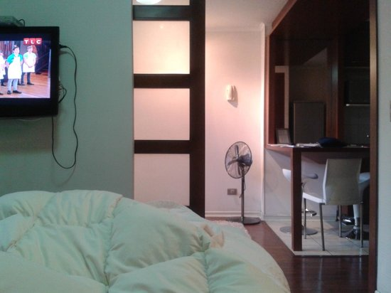 Museo De Artes Apartments: suite