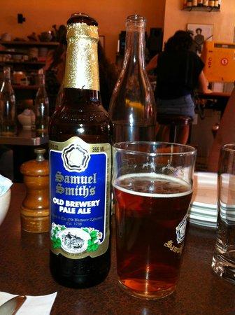 Cafe Gitane : cerveza
