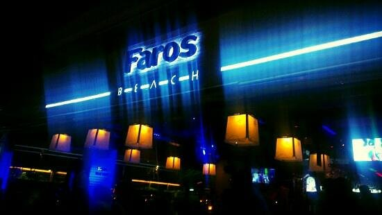 Faros Beach Pub: Personal Favorite