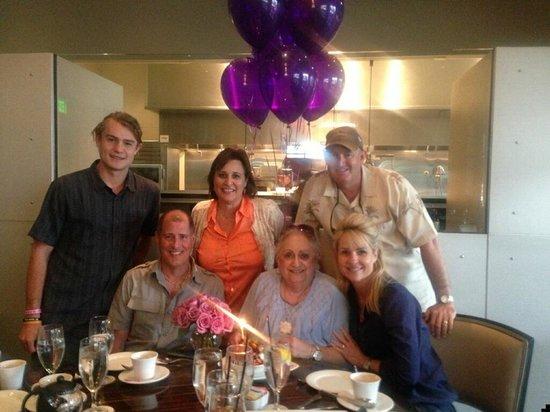 Masraff's : Happy 80th Birthday Aunt Sheila