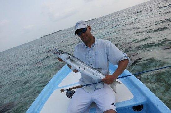 Tarpon Caye Belize: 2