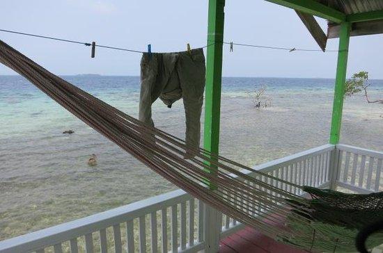 Tarpon Caye Belize: 3