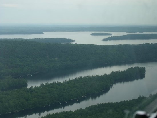 Air New England, LLC: Belgrade Lakes!