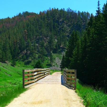 George S. Mickelson Trail