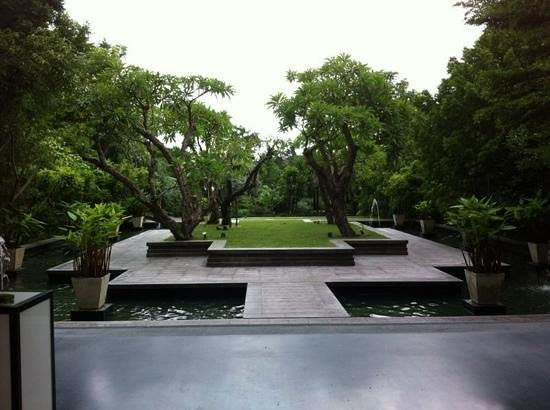 Asara Villa & Suite: Restaurant view