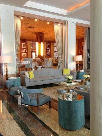 The Raleigh Miami Beach: Lobby