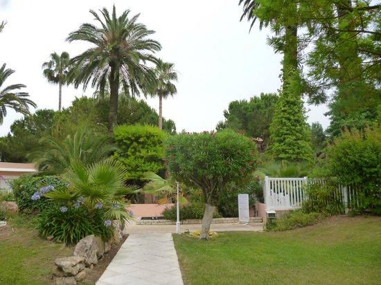 Résidence Odalys Open Golfe Juan: Intérieur de la résidence