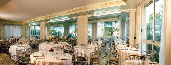 Hotel Ambasciatori : Sala da Pranzo