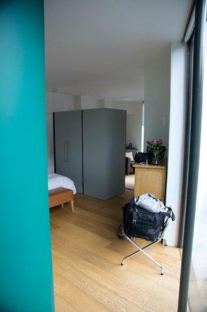 Kaywana Hall: Our room