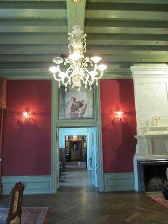 Alatskivi Castle (vald): Upstairs
