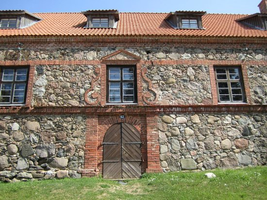 Alatskivi Castle (vald): Granary