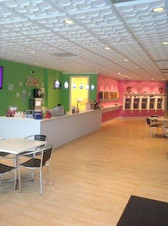 Inside Sweet Luna's