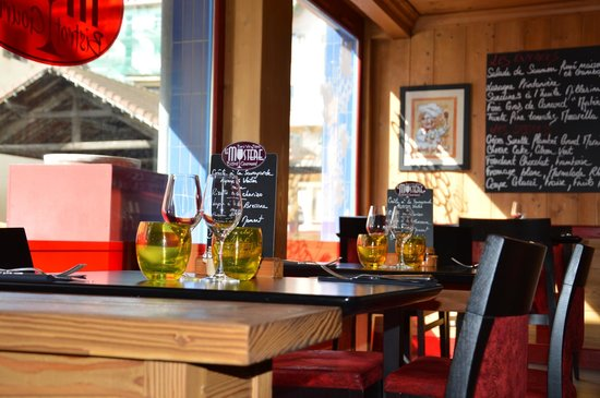 le Mystere : restaurant