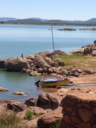 Gaborone Dam: красота!!!