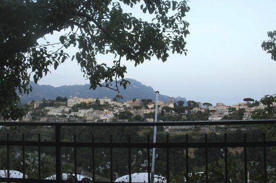 La Margherita Villa Giuseppina: Vue de notre balcon
