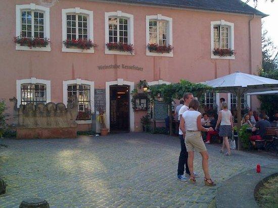 Weinstube Kesselstatt: Externak view