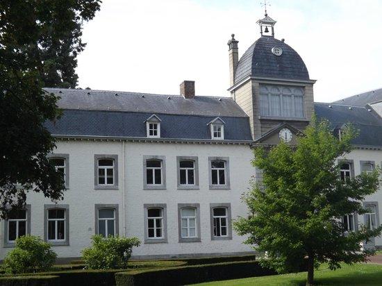 Buitenplaats Vaeshartelt: The Front of the Hotel