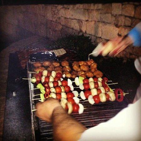 Manzara Restaurant: BBQ buffet