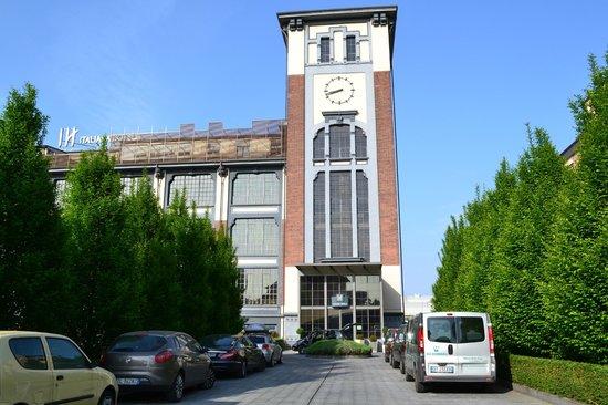 Italiana Hotels Milan Rho Fair - Milão/Italia (Abril 2013)