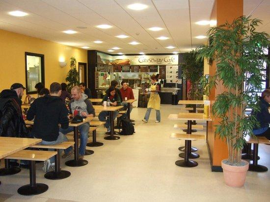 Alans Causeway Cafe: Inside our Cafe