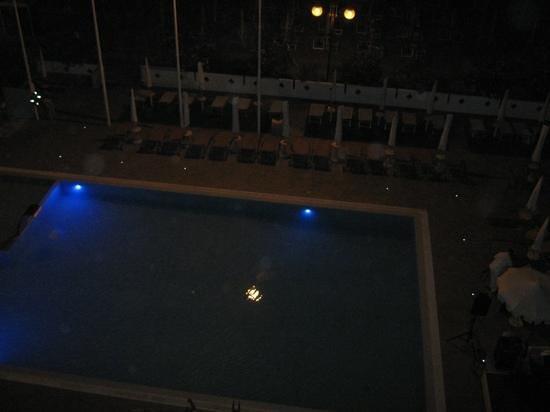 Hotel Cesare Augustus : Notturno