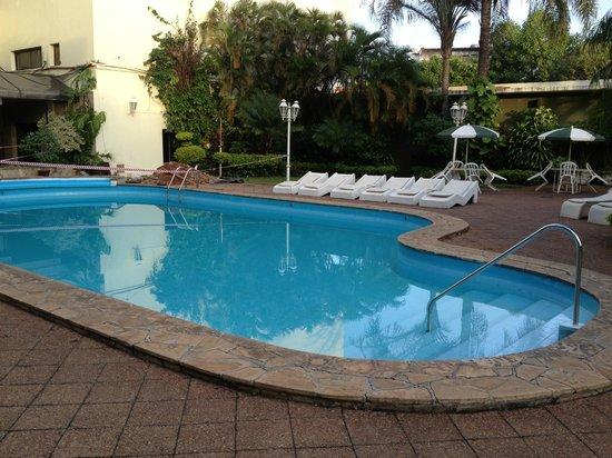 Hotel Excelsior Asuncion: Pool