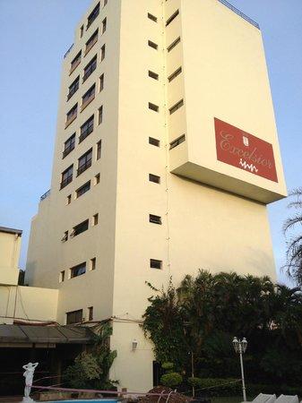 Hotel Excelsior Asuncion: Building exterior