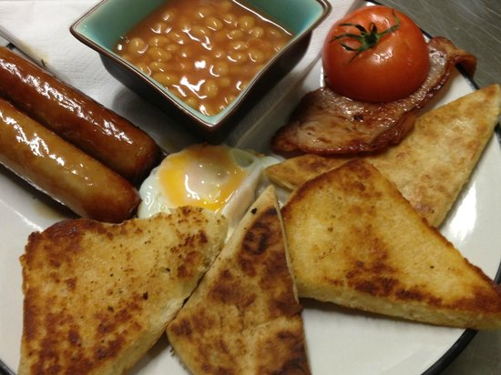 Alans Causeway Cafe: Traditional Ulster Fry