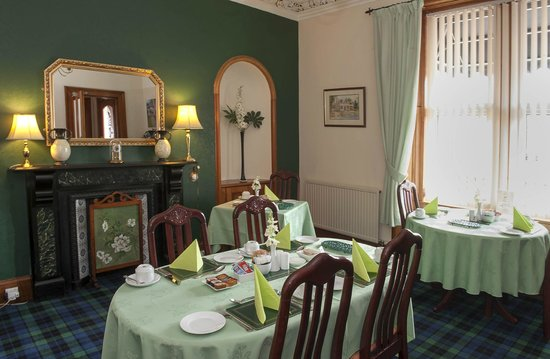 Eskdale Guest House : DINNING ROOM