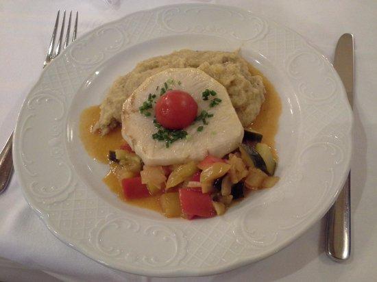 Berghotel Tyrol & Firn: Sellerieschnitzel