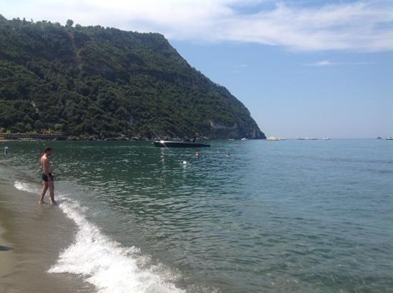 Bagno Teresa: vista mare