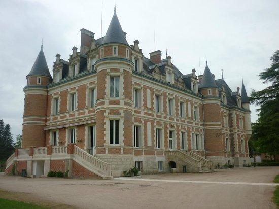Hotel Club Vacanciel La Ferte-Imbault: chateau