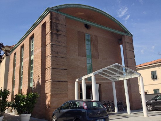 Hotel San Marco : Front aspect