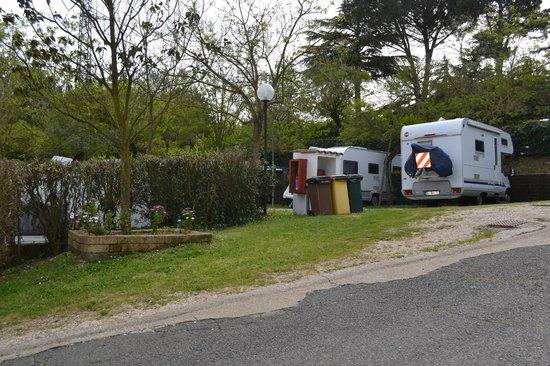 Happy Village & Camping - Roma/Itália (Abril 2013)