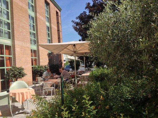 Hotel San Marco : Terrace