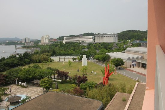 Hilton Gyeongju: To the museum