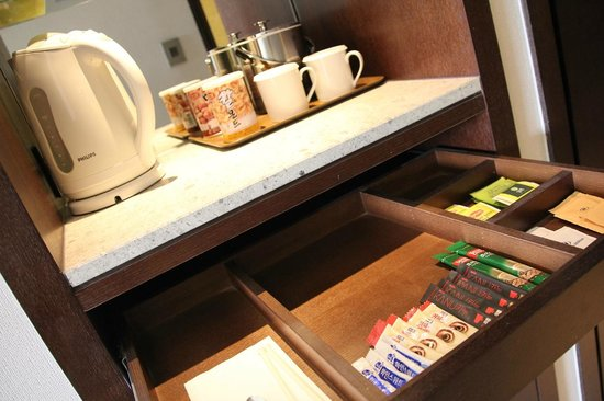 Hilton Gyeongju: Coffee side