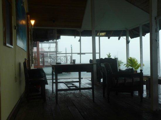 Hotel Las Brisas: view