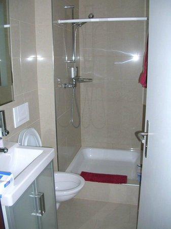 Hotel-Restaurant Sternen: Salle de bains