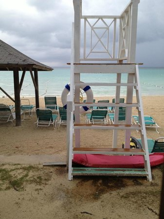 White Sands Negril: White Sand Beach Area